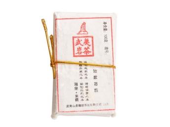 Да Хун Пао Прессованный 100 грамм